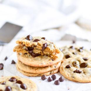 Martha Stewart's Chocolate Chip Cookie Recipe