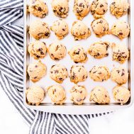 The Chocolate Chip Cookie Experiment: 3. Martha Stewart