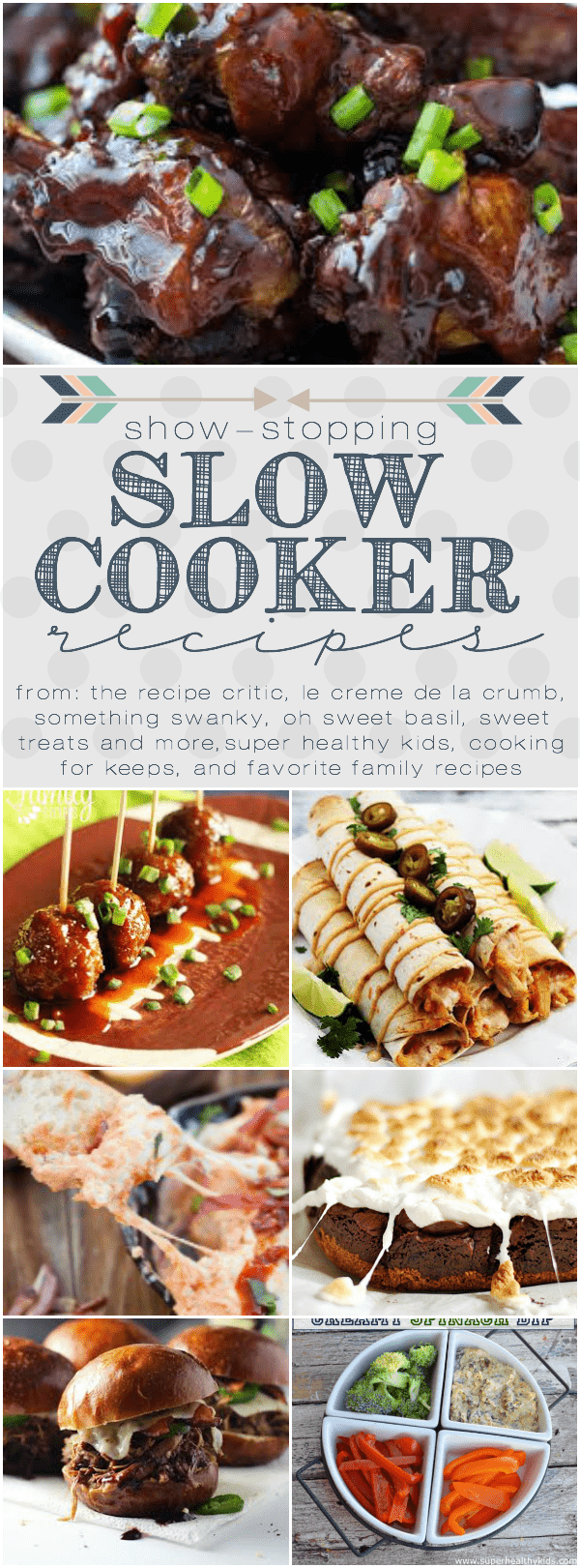 7 Show-Stopping Slow Cooker recipes