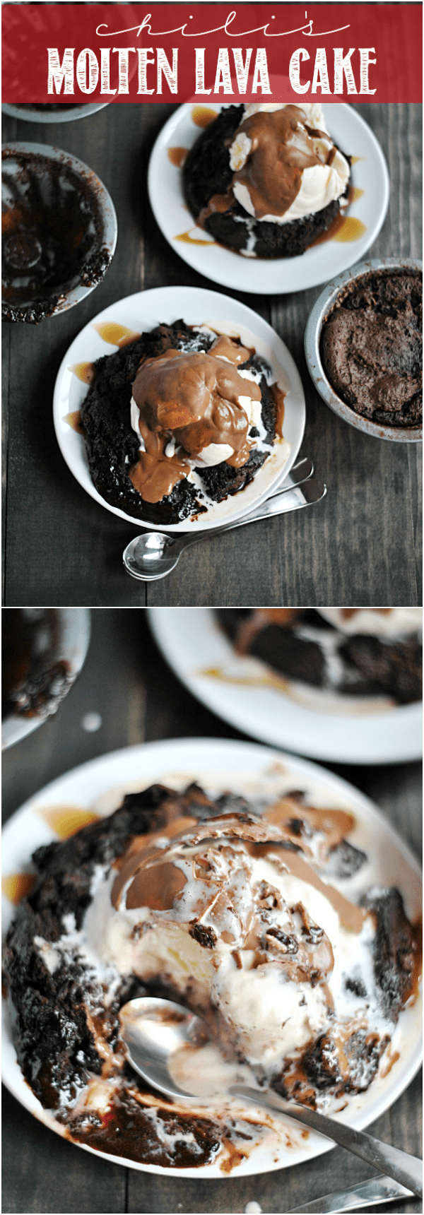 Simple Molten Lava Cake Recipe