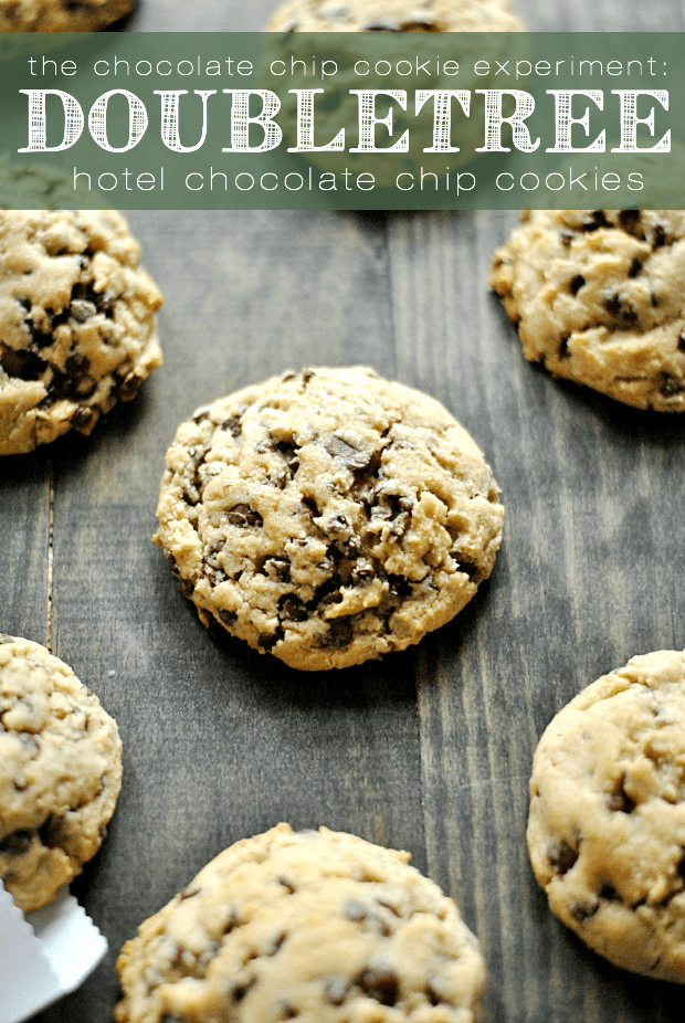 DoubleTree Hotel Chocolate Chip Cookies - Something Swanky