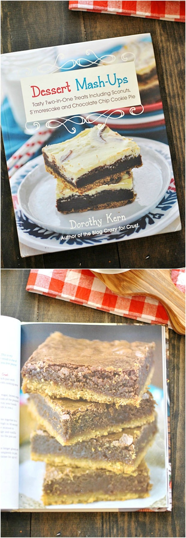 Dessert Mash-ups by Dorothy Kern