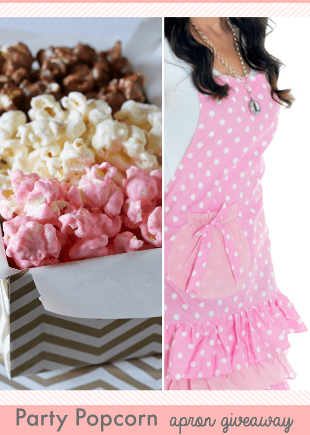Party Popcorn Giveaway
