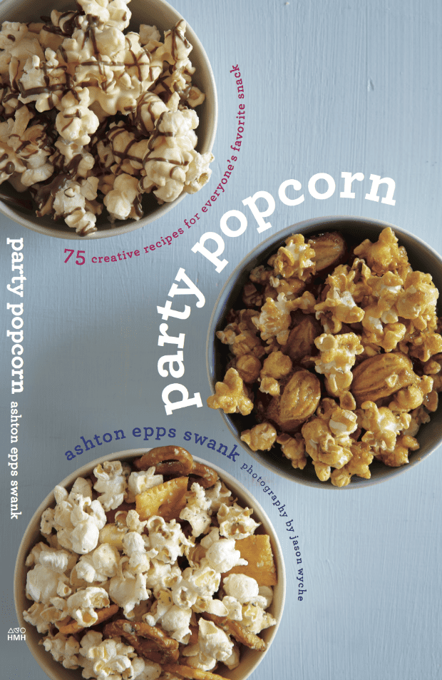 Party Popcorn, by Ashton Swank