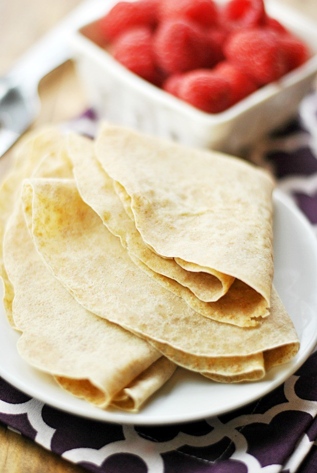 Small Batch Crepes