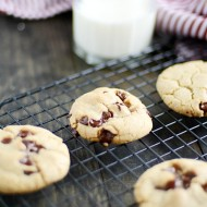 Cook's Illustrated Thick & Chewy Chocolate Chip Cookies