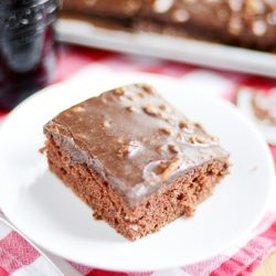 Classic Texas Sheet Cake recipe