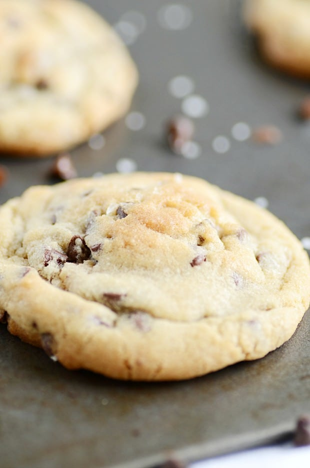 King Arthur Flour Chocolate Chip Cookies - Something Swanky