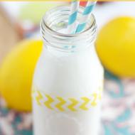 Lemon Cream Smoothie