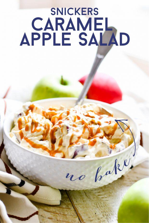 Caramel Apple Salad Recipe