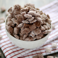 Brownie Batter Muddy Buddies