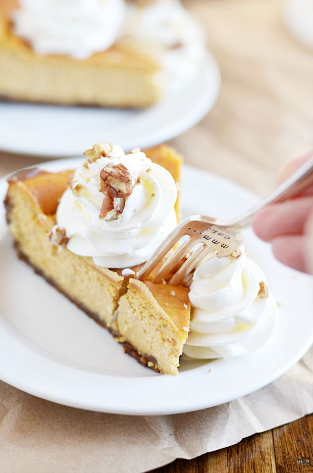 Cheesecake Factory Pumpkin Cheesecake Copycat Recipe Something Swanky