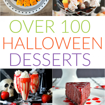 100+ Halloween Desserts