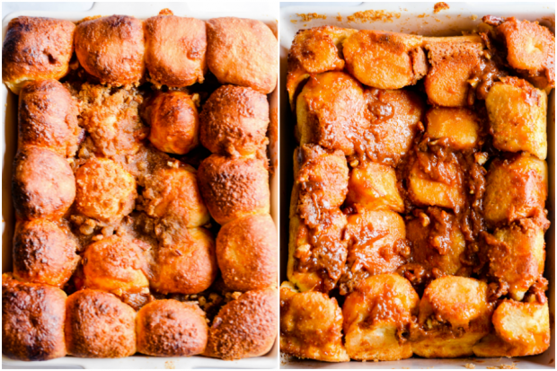 I love this simple recipe for Overnight Butterscotch Sticky Buns. It's a delicious warm breakfast for those crisp Fall mornings, and the best part is that all the work is done the night before!