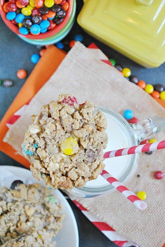 Grandma's Monster Cookies