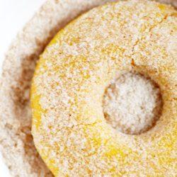 Easy Baked Pumpkin Donut Recipe