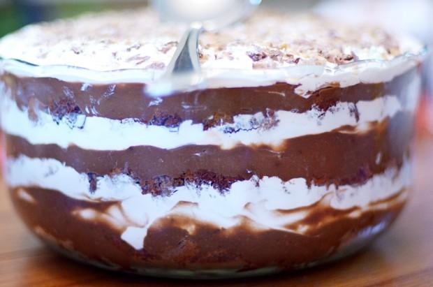 Grandma's Chocolate Trifle Recipe