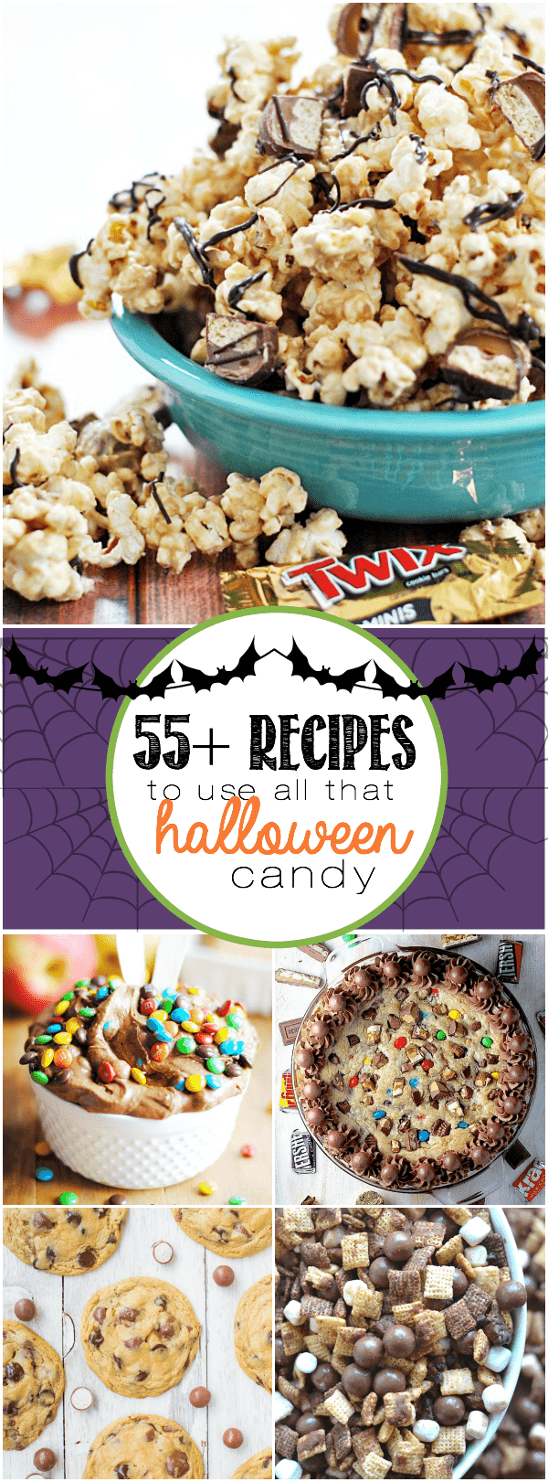 55+ Halloween Candy Recipes