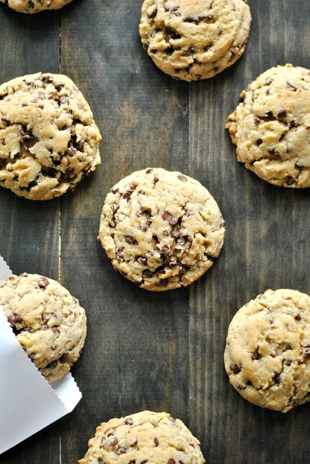 DoubleTree Hotel Chocolate Chip Cookie copycat recipe