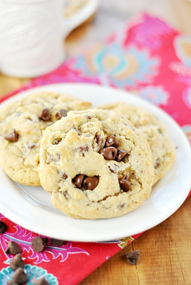 #1 Chocolate Chip Cookie recipe