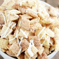 White Chocolate Churro Chex Mix