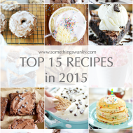 Top 15 Recipes in 2015