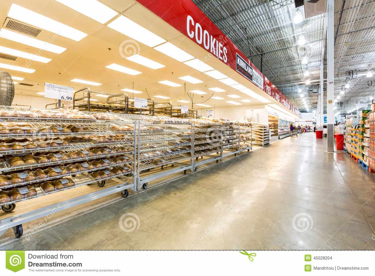 Bakery aisle costco store wholesale corporation membership warehouse bakery aisle costco store wholesale corporation membership warehouse club second largest retailer usa 45028204 thecheapjerseys Images