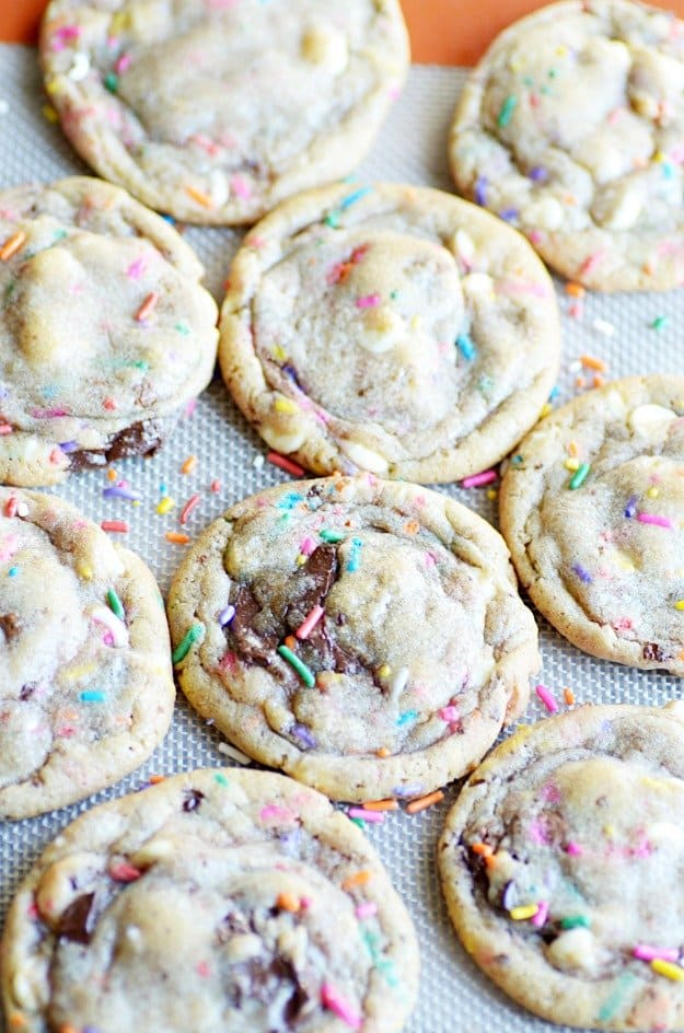 Watch How to Make Healthier Cake Mix Cookies video