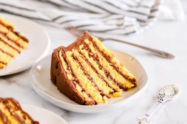 Grandma's Famous 6-Layer Cake