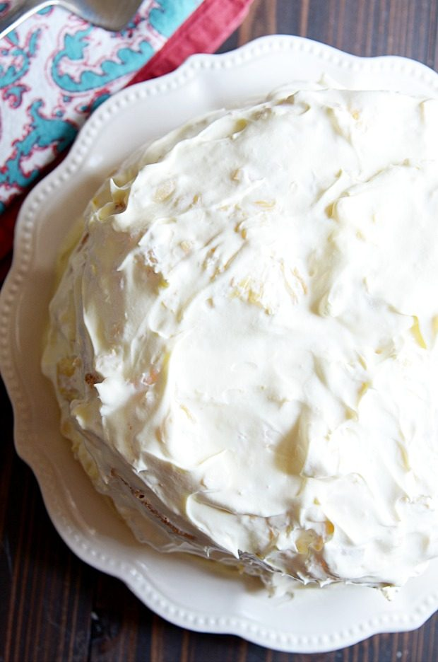 How To Make A Really Moist Yellow Cake