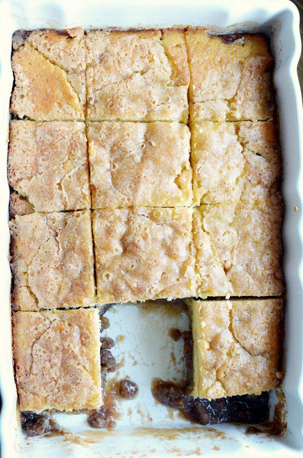 Pecan Pie Cobbler Cake