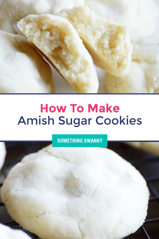 Amish Sugar Cookie Recipe Aka The Best Drop Sugar Cookies Ever