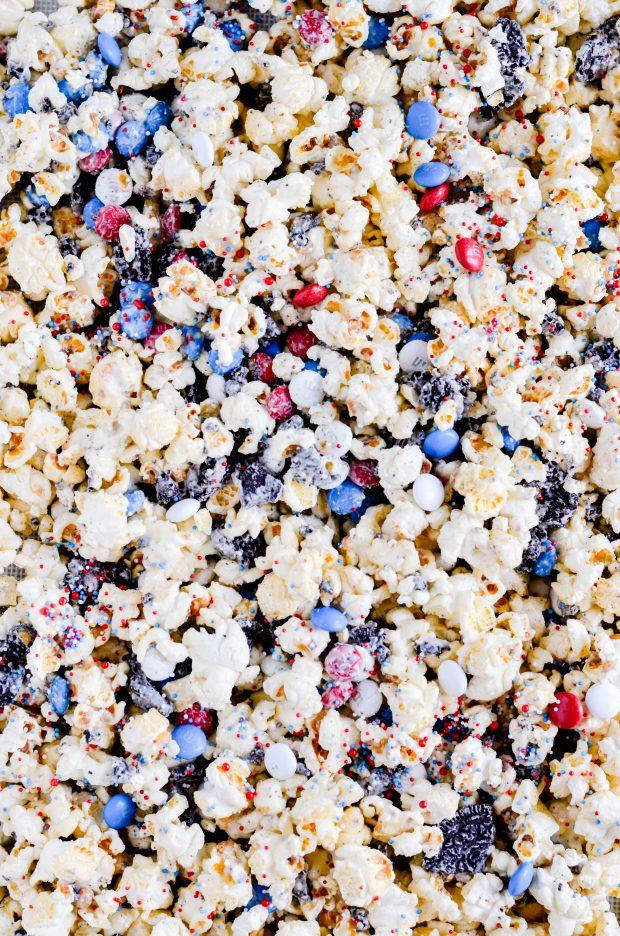 Firecracker Popcorn Chow