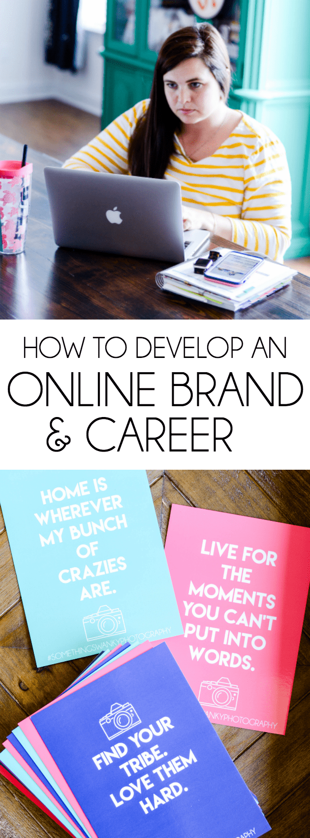 Have you ever wondered how to turn your hobbies and passion projects into a career online? Here's how I did it!