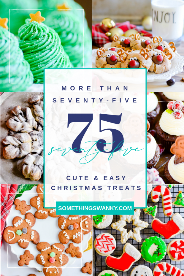 75+ Cute & Easy Christmas Treats