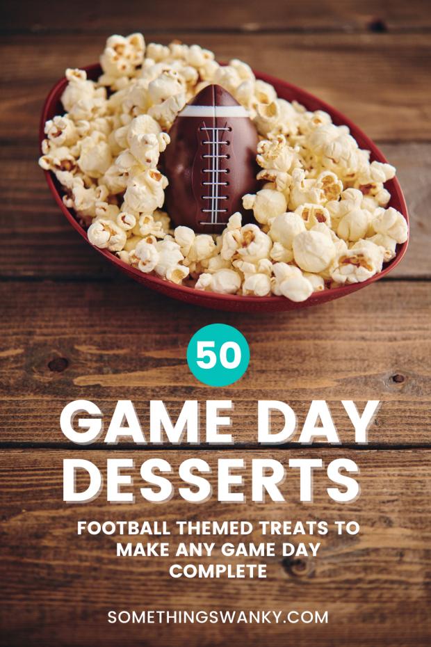 50 Football Desserts