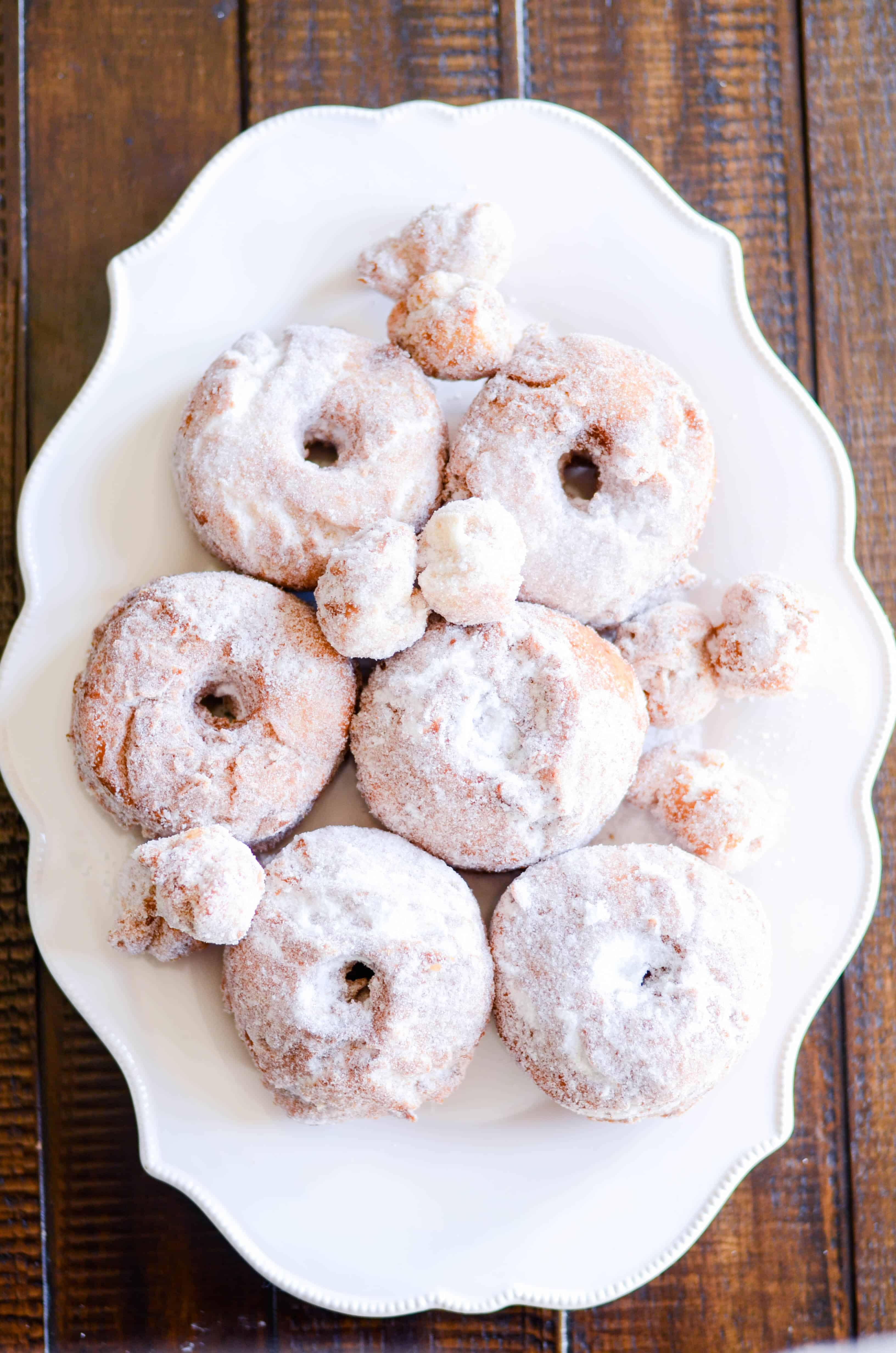 How To Make Old Fashioned Buttermilk Donuts At Home