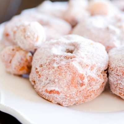 How to make old fashioned buttermilk donuts at home!