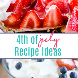 4th of July recipe ideas for patriotic breakfasts, grilling, and dessert