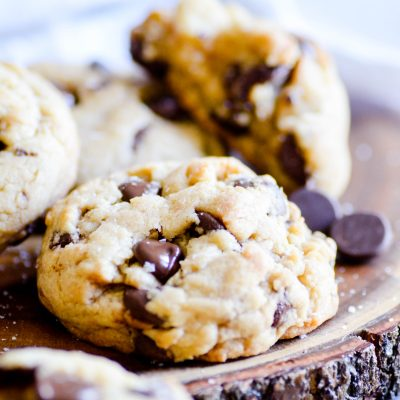 Brown Sugar Chocolate Chip Cookies