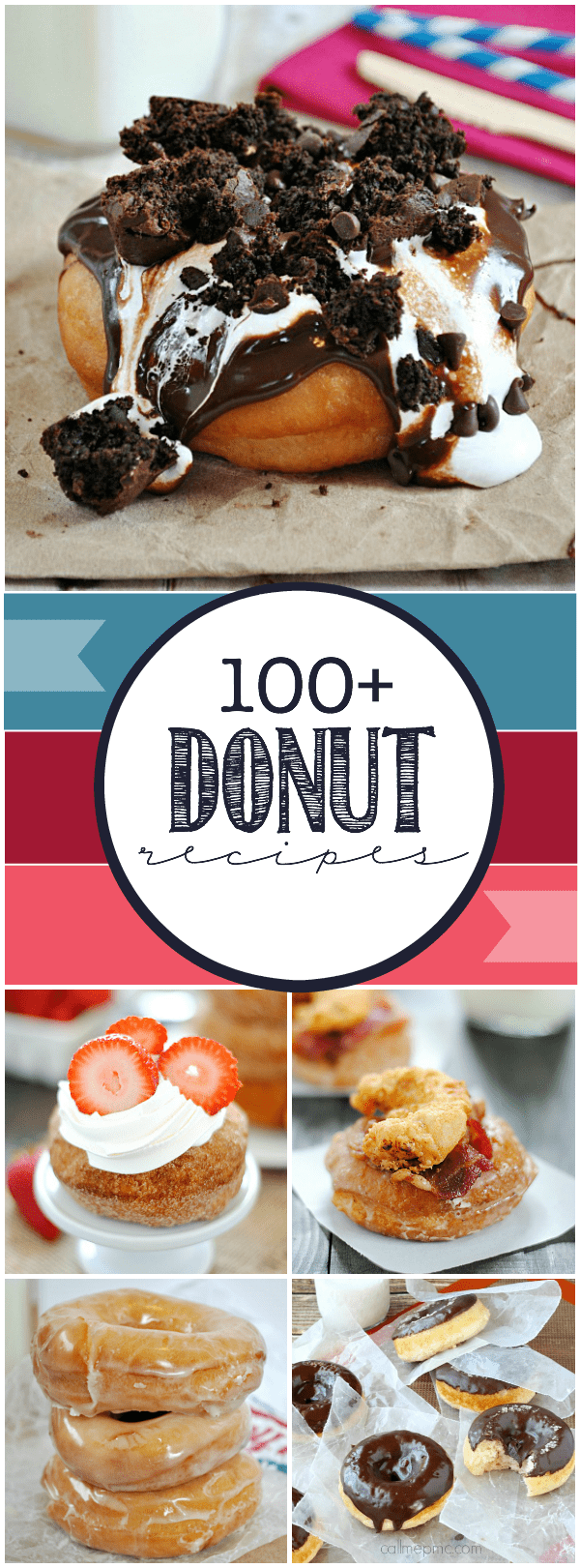 100+ Homemade Donuts