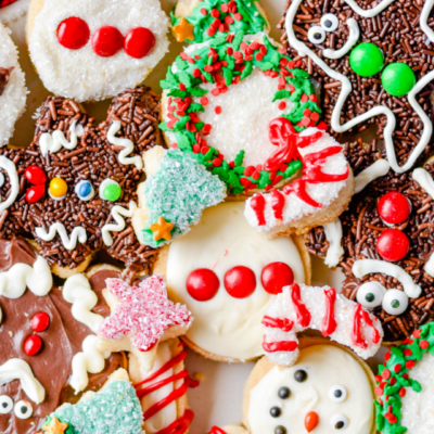 These sugar cookie hacks are PERFECT for making cookies with kids!