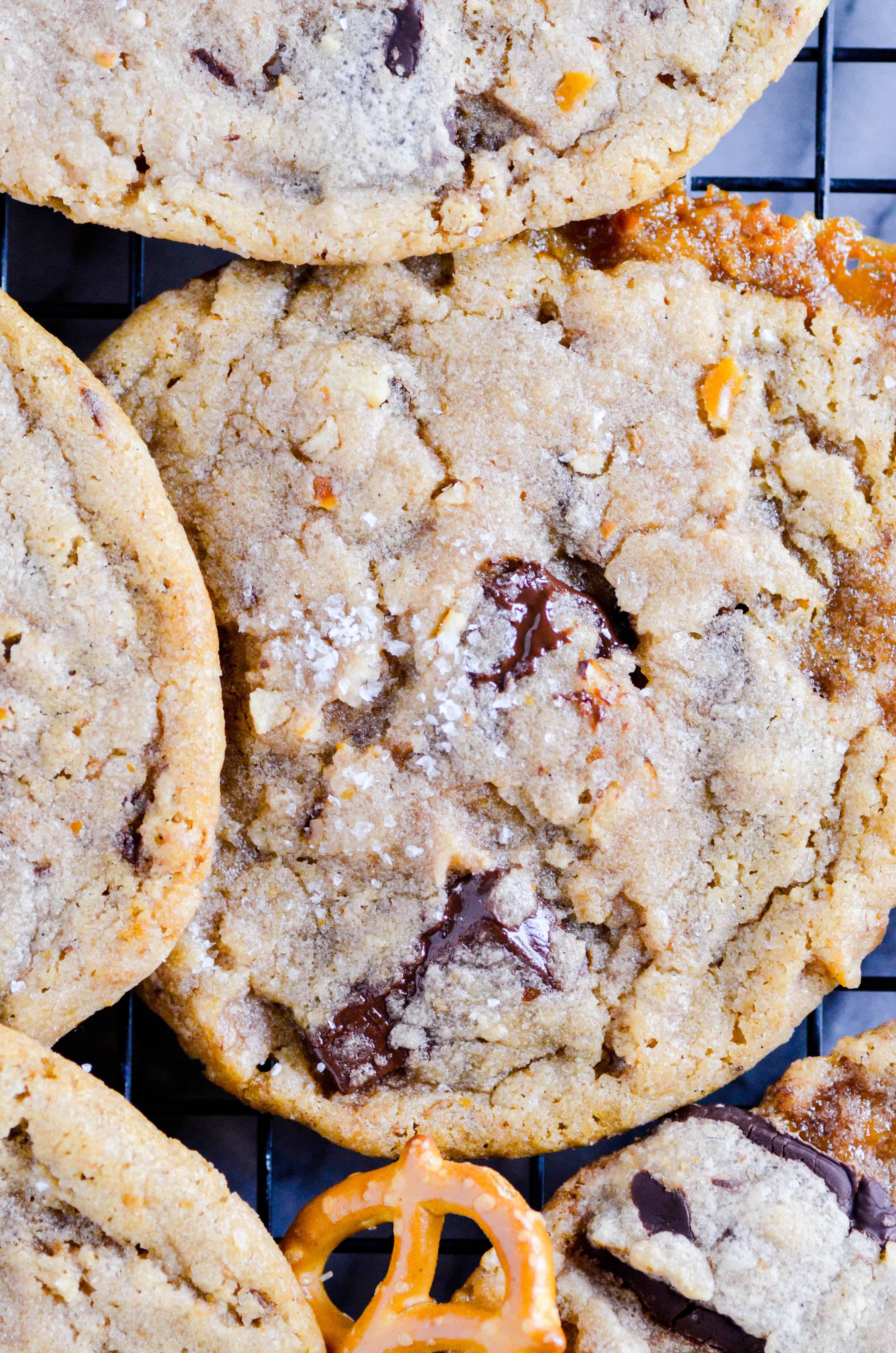 Panera Copycat Kitchen Sink Cookies