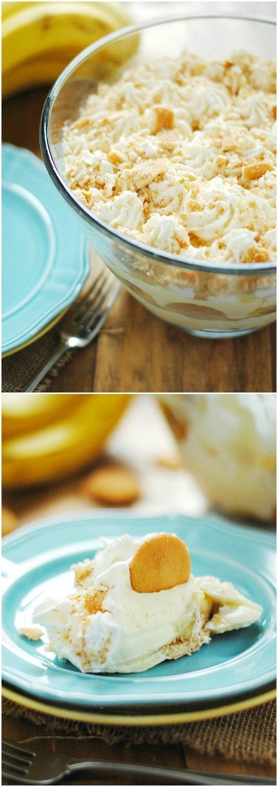 Family Recipe Banana Pudding