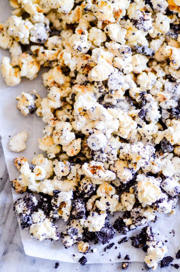 S'Moreo Popcorn