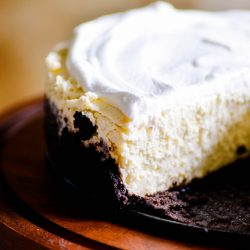 This pressure cooker cheesecake turns out perfectly every time!