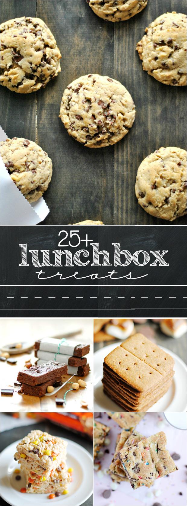 25+ Lunchbox Treats