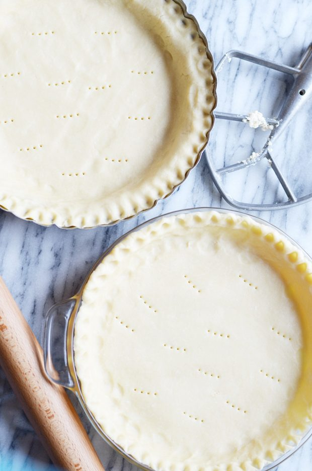 Easiest All-Butter Pie Crust
