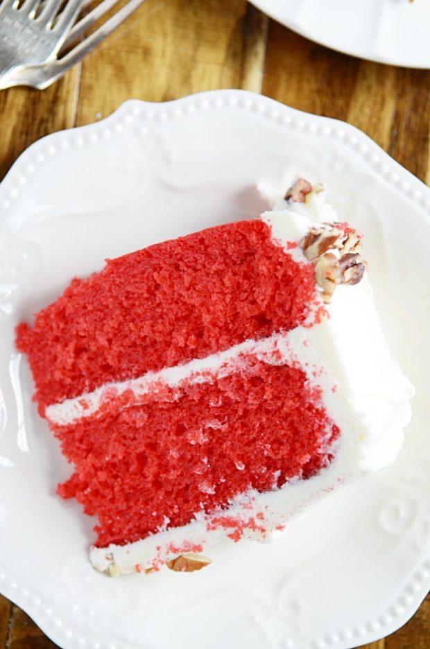Cake Man Raven's Red Velvet Cake Recipe