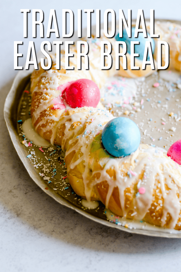 Traditional Easter Bread Recipe
